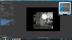 Cinebench R15 (Ende)
