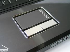 Devil 8000 DTX Touchpad