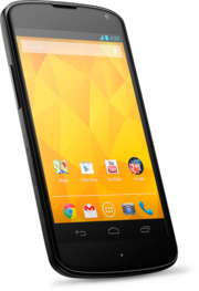 Im Test:  Google Nexus 4