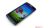 Im Test: Samsung Galaxy S4 Active.