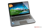 Im Test: Toshiba Satellite U840T-101.