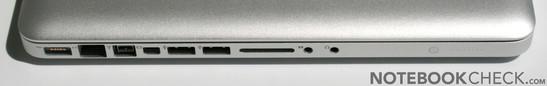 test apple macbook pro 15 mid 2009 2 8 ghz notebookcheck. Black Bedroom Furniture Sets. Home Design Ideas