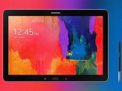 Samsung: 18,4-Zoll-Tablet Sample im Test