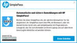 Simple Pass / Fingerabdruck-Manager