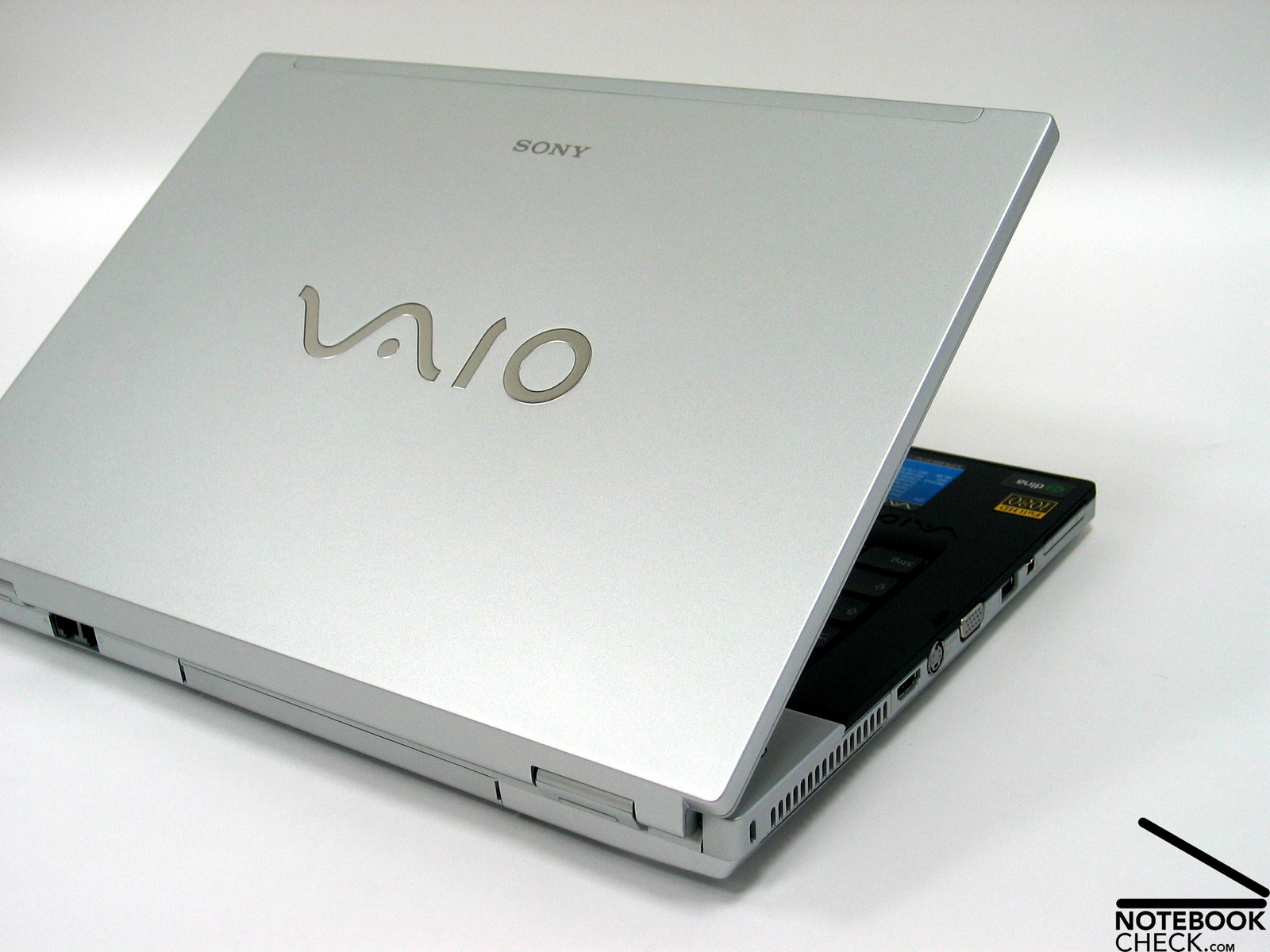 Test Sony Vaio VGN-FZ21E Notebook - Notebookcheck.com Tests