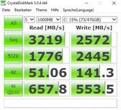 CrystalDiskMark SSDs