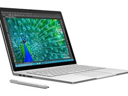 Im Test: Das Microsoft Surface Book.