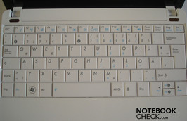 Asus Eee PC 1005HA-M Tastatur