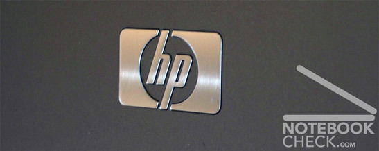 Test HP Compaq 6720s Logo