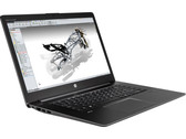 Test HP ZBook Studio G3 Workstation