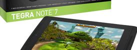 Tablet für Gamer: Nvidia Tegra Note 7