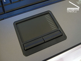 Touchpad des HP Compaq 6715s