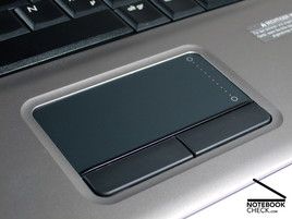 Touchpad des HP Compaq 6720s