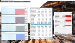 CPU- & GPU-Belastung Sport-Mode