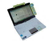Im Test: Asus Eee PC T91 MT Tablet/Convertible