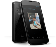 Das Google Nexus 4 bei notebookcheck.com