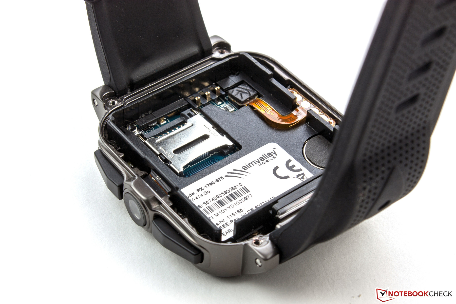 Praxistest Simvalley Mobile AW-414.Go SmartWatch ...