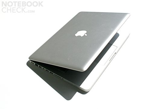 "Apple MacBook Pro 13"" aus Aluminium"