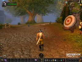 World of Warcraft (WoW) in der Abtei