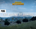 Blick hinter die Kulissen: The Making of Sanhok im Video.