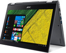 Test Acer Spin 5 SP513-52N-54SF (i5-8250U, FHD) Convertible