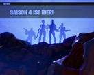 Fortnite Battle Royale Season 4 ist da.
