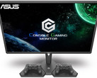ASUS CG32: Neuer Monitor bringt Ambilight-Alternative mit