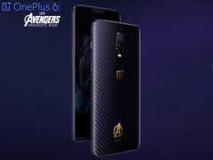 Hot: Das ist das OnePlus 6 in der Marvel Avengers Limited Edition.