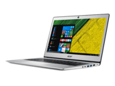 Test Acer Swift 1 (N4200, HD 505) Laptop