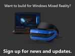 Microsoft: Mixed Reality Event am 3. Oktober