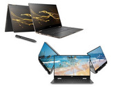 Kaby-Lake-G-Vergleich: Dell XPS 15 9575 vs. HP Spectre x360 15 2018