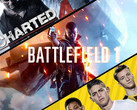 Top-Games 2016: FIFA 17, Battlefield 1 und Uncharted 4: A Thief's End