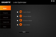 LAN Optimizer