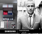Leak: Samsung Galaxy Z Flip Thom Browne Edition (Video).