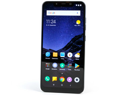 Test Xiaomi Pocophone F1 Smartphone Notebookcheckcom Tests