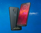 Ab Sommer in Deutschland: Moto Z3 Play Power Edition.