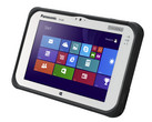 Test Panasonic ToughPad FZ-M1 Tablet