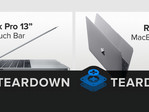 "Teardown: Apple Retina MacBook 2017 und MacBook Pro 13"" Touch Bar 2017"