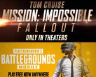 Video: PUBG Mobile startet Mission: Impossible - Fallout Battle Royale Event.