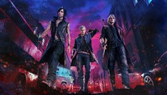 Spielecharts: Devil May Cry 5 erobert PS4 und Xbox One.