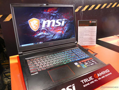 MSI GS73VR Stealth