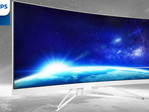Philips 349X7FJEW: Curved-Monitor mit 34 Zoll und UltraWide-Display