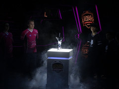E-Sports: EU LCS Finals in Hamburg