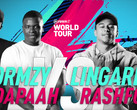 FIFA 19 World Tour startet mit Lingard & Rashford vs Stormzy & Dapaah (Video).