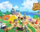 game Sales Awards im März: Animal Crossing New Horizons erhält Platin.
