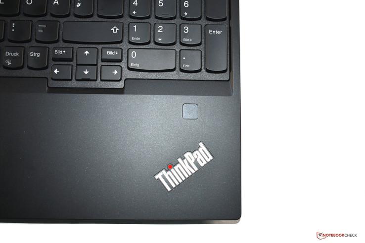 Touch-Fingerabdruck-Leser