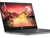 Test Dell XPS 13 9360 (i7-8550U, QHD) Laptop