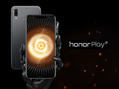 gamescom 2018: Premiere in Westeuropa für das Honor Play mit GPU-Turbo.
