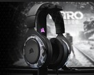 "Corsair HS60 Haptic Gaming-Headset mit sattem ""Taction""-Bass."