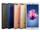 Huawei Enjoy 7s gibt es in vier Farbversionen